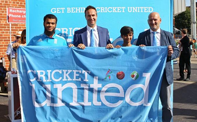 Cricket United Day