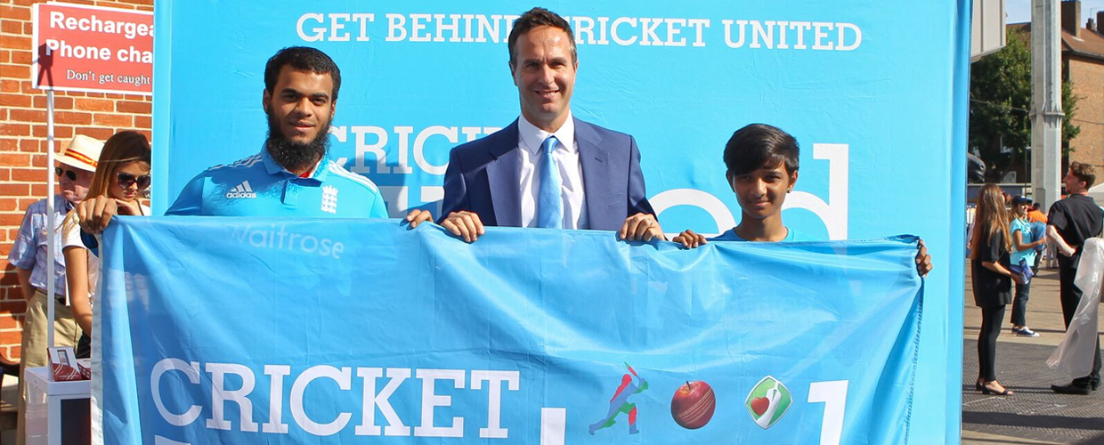 CRICKET UNITED DAY 2015 ANNOUNCED