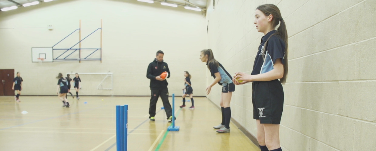 CHANCE TO SHINE GIVES CRICKET TO NORTH EAST GIRLS