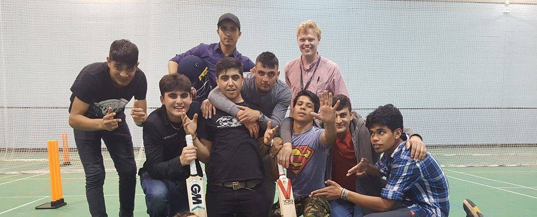 Chance To Shine Help Set Up Bristol Afghans CC